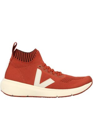 Rick Owens Women Running - X Veja - Sock runner sneakers