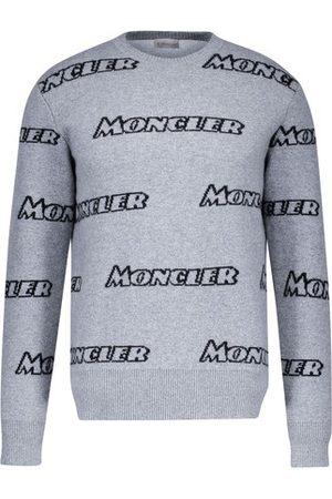 Moncler Men Sweatshirts - Vintage logo sweatshirt