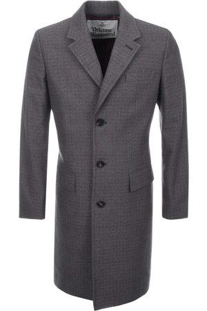 Vivienne Westwood City Coat Grey