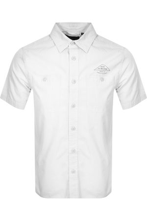 Deus Ex Machina Poplin Short Sleeve Shirt