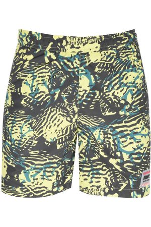 Billionaire Boys Club Camo Swim Shorts