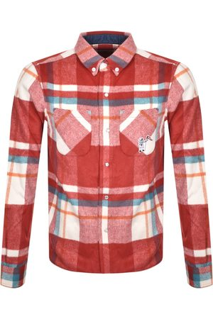 Billionaire Boys Club Check Overshirt