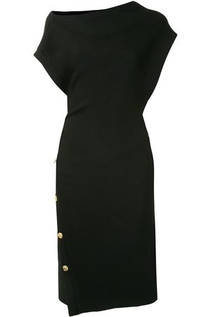 Proenza Schouler Off-shoulder midi dress