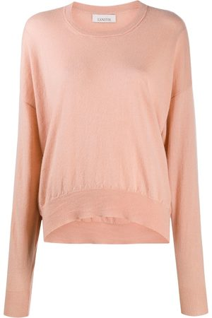 LANEUS Women Sweaters - Dropped shoulder jumper