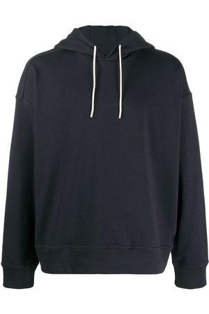 Jil Sander Plain cotton hoodie