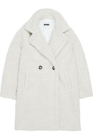 Apparis Anouck faux-shearling coat