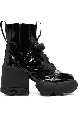 Maison Margiela Tabi platform boots - H8382 / Patent /