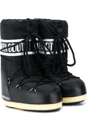 Moon Boot Logo print snow boots