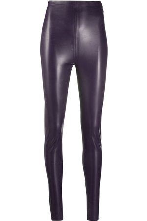 Saint Laurent High-waisted leggings