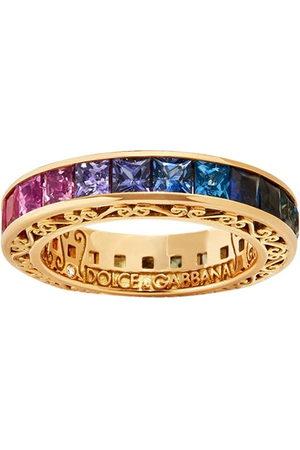Dolce & Gabbana Gradient sapphire ring