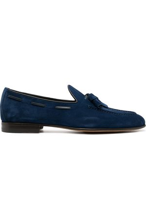 santoni Tassel-detail loafers
