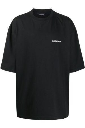 Balenciaga Défilé XL logo T-shirt