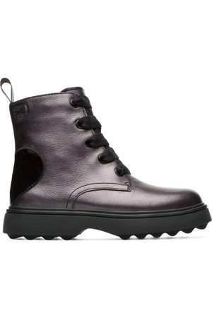 Camper Lace-up Boots - Norte K900220-001 Boots kids