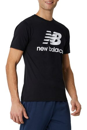 New Balance Men's Essentials Logo Graphic Tee