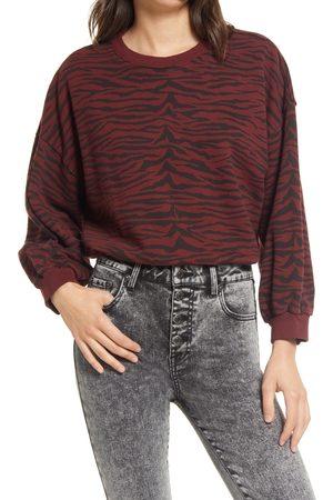 Pistola Women's Misha Tiger Print Sweatshirt