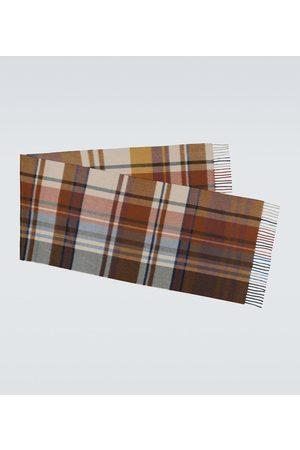 Loro Piana Royal College cashmere scarf