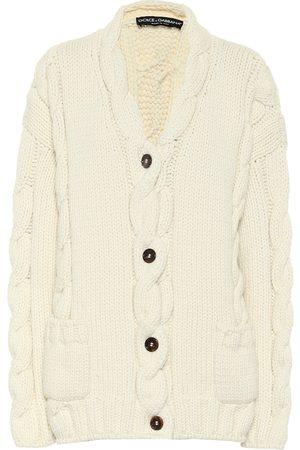 Dolce & Gabbana Wool-blend cardigan