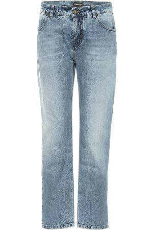 Tom Ford Mid-rise boyfriend jeans