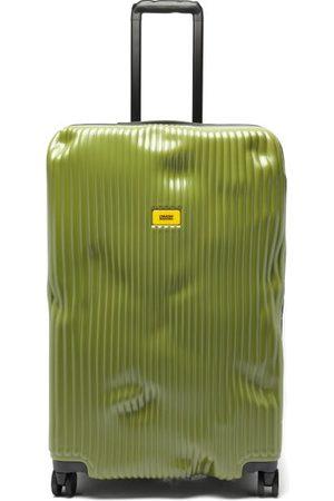 Crash Men Luggage - Stripe 79cm Suitcase - Mens - Khaki