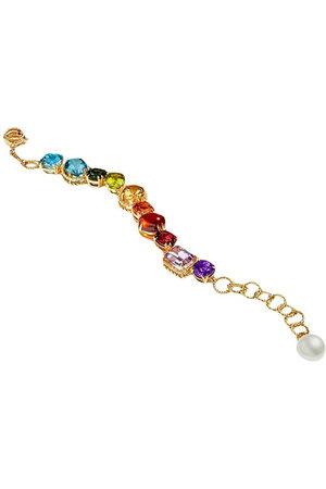 Dolce & Gabbana 18kt yellow rainbow bracelet