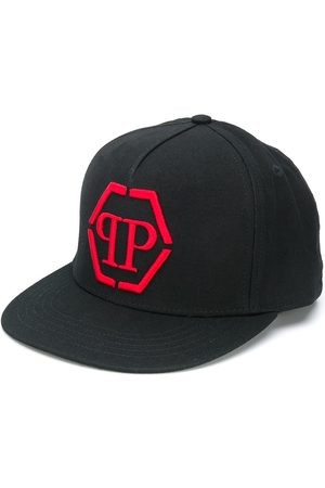 Philipp Plein Hexagon Logo cap