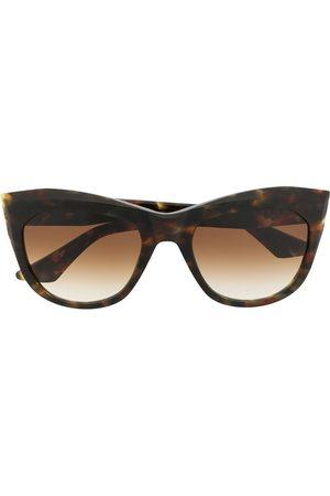 DITA EYEWEAR Kader oversized-frame sunglasses