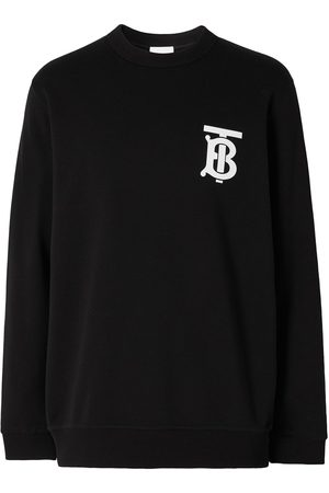 Burberry Monogram logo cotton sweatshirt