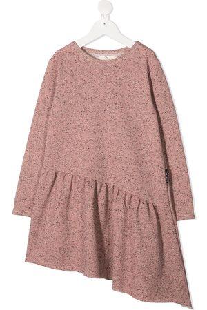 Le pandorine Girls Casual Dresses - Asymmetric jersey dress