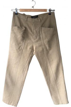 Isabel Marant \N Linen Trousers for Women