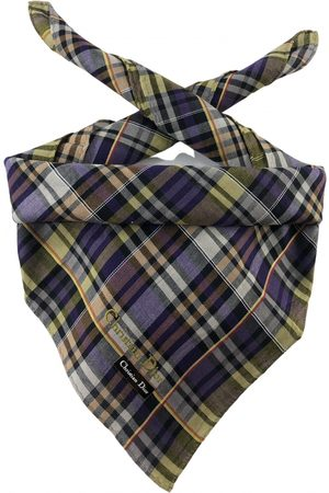 Dior VINTAGE \N Cotton Scarf & pocket squares for Men