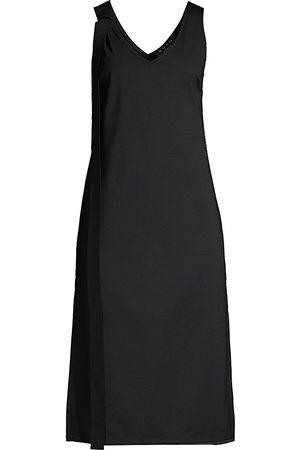 Shan Rahimkhan Women's Mito V-Neck Cover-Up Dress - - Size 6