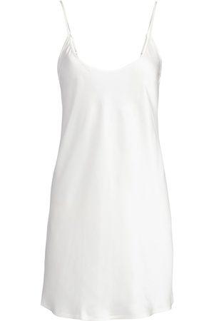 La Perla Women's Silk Chemise - - Size XL