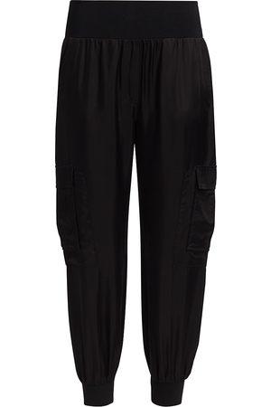 Cinq A Sept Women's Tous Les Jours Giles Cargo Pants - - Size XL
