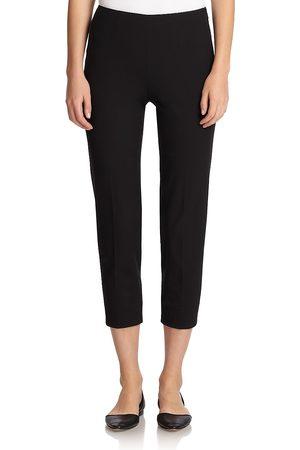 PIAZZA SEMPIONE Women's Audrey Cotton Capri Pants - - Size 54 (18)