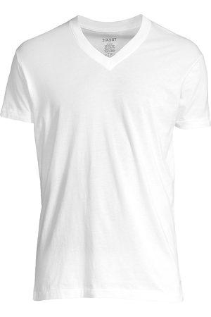 2Xist 2(X)IST Men's Pima Cotton V-Neck Tee - - Size XL