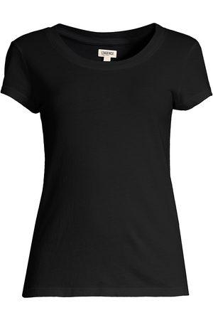 L'Agence Women's Cory High-Low Tee - - Size Medium