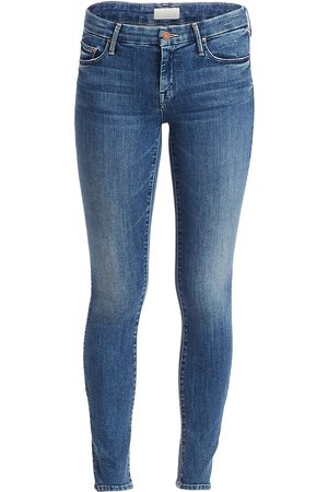 Mother Women's The Looker High-Rise Ankle Skinny Jeans - - Size 31 (10)