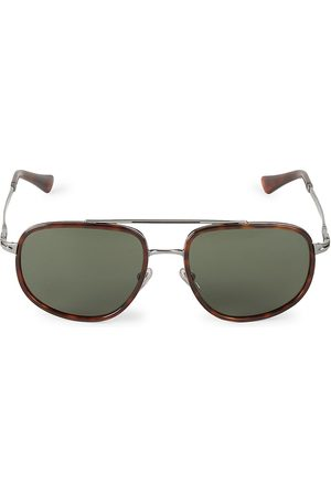 Persol Men's 57MM Aviator Sunglasses