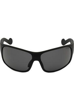 Moncler Men's 50MM Wrap Sunglasses