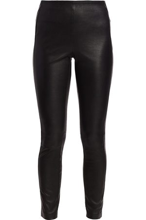 RAG&BONE Women's Simone Leather Pants - - Size 00
