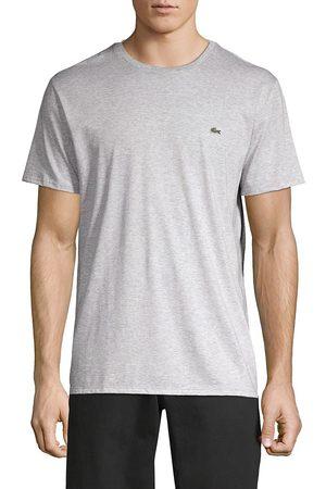 Lacoste Men's Cotton Crewneck Tee - - Size 7 (XXL)