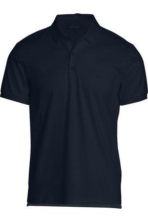 RAG&BONE Men's Interlock Polo - - Size Medium