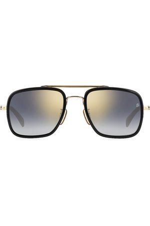 David beckham Men's 54MM Square Sunglasses