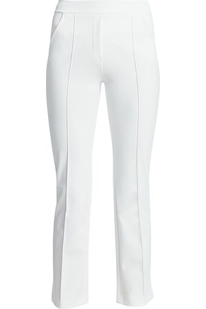 CHIARA BONI Women's Nuccia Stretch Jersey Crop Pants - - Size 46 (10)