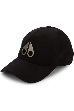Moose Knuckles Men's Logo Icon Baseball Cap