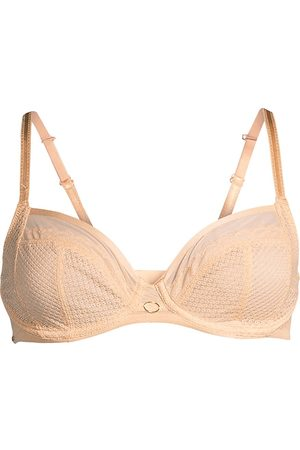Chantelle Women's Parisian Allure Unlined Plunge Bra - - Size 36 I