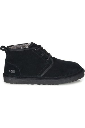 UGG Men's Men's Neumel pure-Lined Suede Chukka Boots - - Size 8