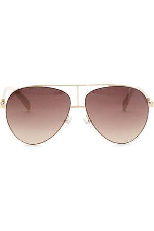 Balmain Men's 60MM Aviator Sunglasses