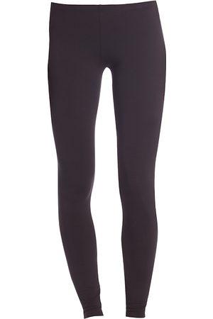 Splendid Women's Stretch Cotton-Blend Leggings - - Size Large