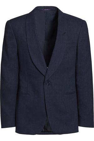 Ralph Lauren Men's Shawl Collar Linen Sportcoat - - Size 44 R